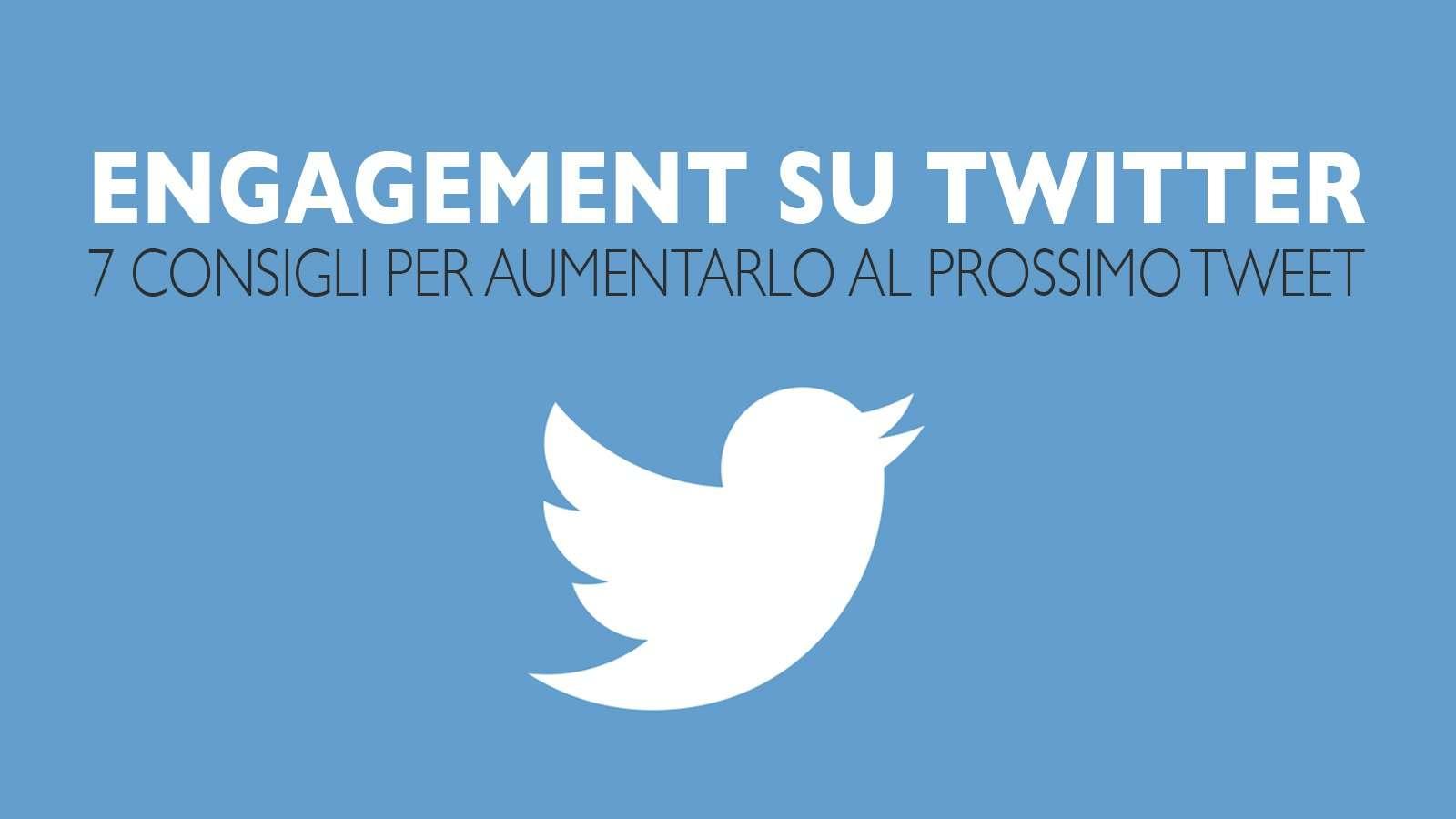 engagement twitter