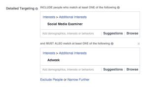 Social Media Examiner Adweek overlap