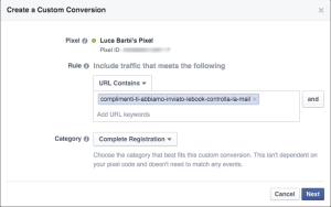 facebook-conversioni-personalizzate-crea-custom-conversion