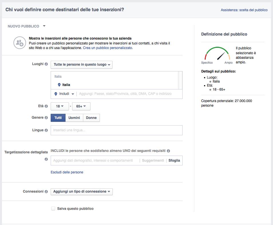 facebook-ads-crea-pubblico-target