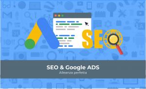 SEO come alleata per le campagne Google ADS